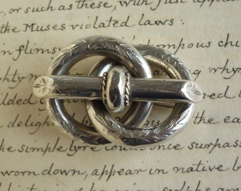 Victorian Silver Knot