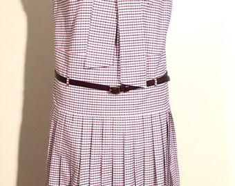 Dsquared plissé dress gorgeous. TG 42-44