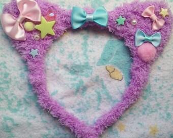 ON SALE Fairy Kei Kitty Headband