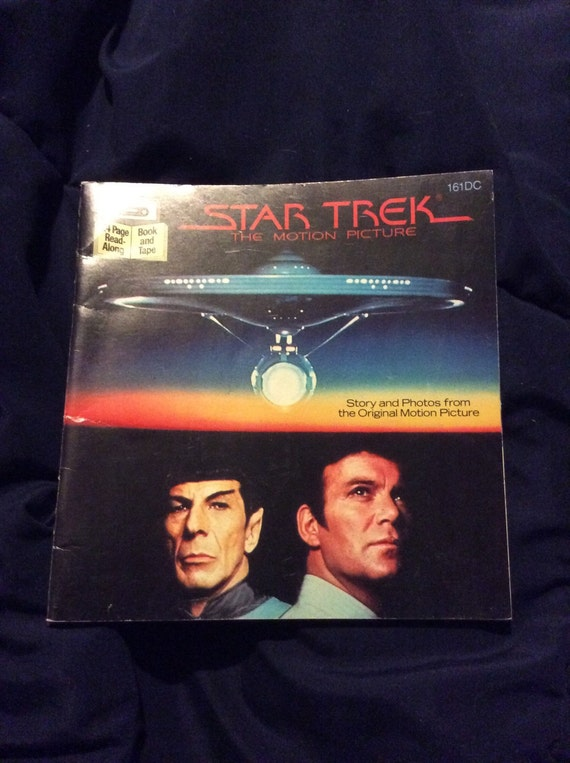 SAVE 25% W/CODE SAVE25 VINTAGE Star Trek Book 1983