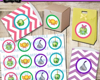Shopkins Cupcake Toppers- Shopkins Stickers-Shopkins Party-Shopins Favors-Shopkins labels-Shopkins Tags-Shopkins-Shopkins Toppers