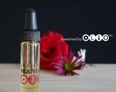 Anti aging Facial Oil, Nourishing face moisturizer for Dry Skin, Sensitive Skin, Rosacea Face Serum, Rosehip oil Facial Care, Mature Skin