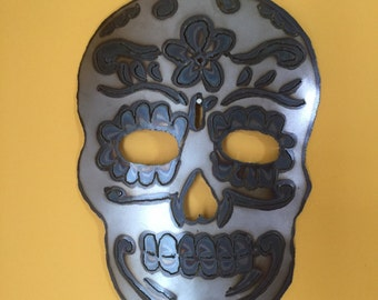 Mask day of the dead