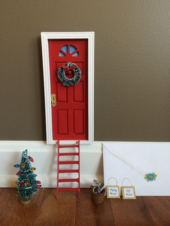 Elf door tooth fairy door leprechaun door for Elf door and elf
