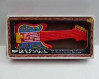 Little Star Guitar - TOMY