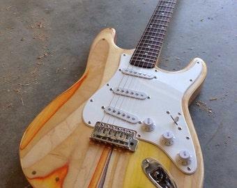 Custom Guitar Build (500 plus parts)