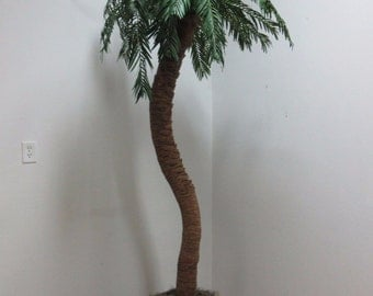 Ethan Allen Accessories 8 Foot Palm Artificial Tree