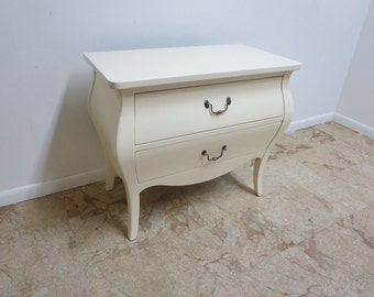 Howard Miller Studio Homes Ty Pennington White French Commode Server Dresser