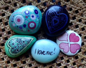 SOLD - Love Hearts (5)