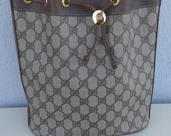 Reserved Vintage Gucci bucket bag