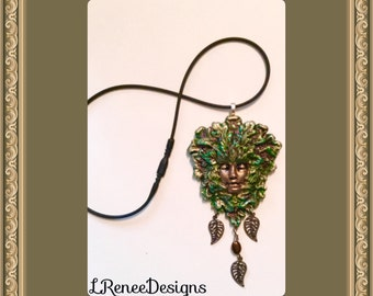 Spirit of the Forest Pendant