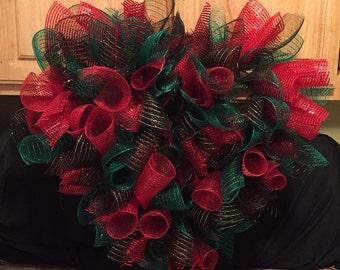 Black Love Wreath