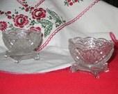 SALE Avon Master Salts (Nut Dishes)-set of 3-Vintage