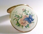 Vintage compact mirrors retro gifts for wives  girlfriends bridesmaids pocket mirrors