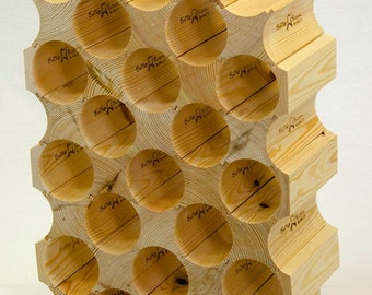 Sustainable Wine Rack - Bottle Blocks (2 packs) Free delivery UK