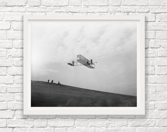 Wright Brothers Photograph - Aviation - Airplane Art - Airplane Photograph - Wright Brothers Art - Wright Brothers Wall Art - Aviation Art