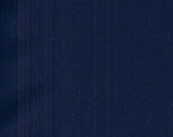1 Yard Navy Blue 100% Merino Wool Felt