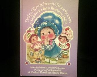 Baby Strawberry Shortcake Book