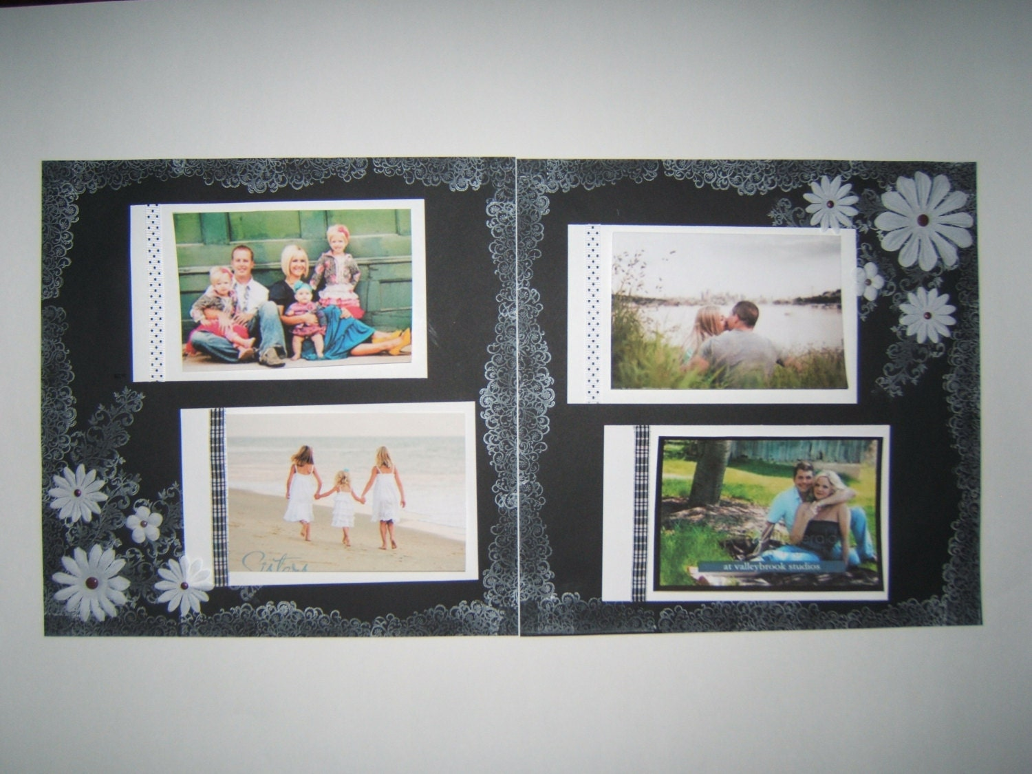 Wedding Scrapbook Pages Premade Wedding By MadeForYouScrapbooks