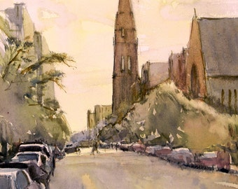 Newberry Street, Boston