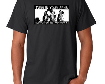 Turn in Your Arms - The Government will take care of you Propoganda