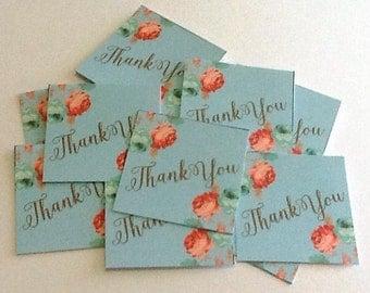 12 ThankYou  Gift Tags