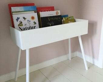 Kids room storage books | Kids Book Storage