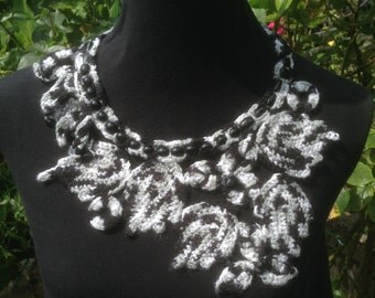 Necklace Crochet