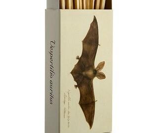 The Bat Match box
