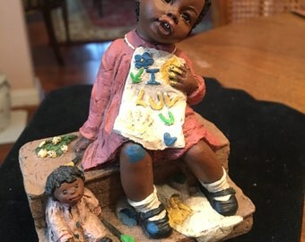 M. Holcombe All God's Children Collectible Figurine