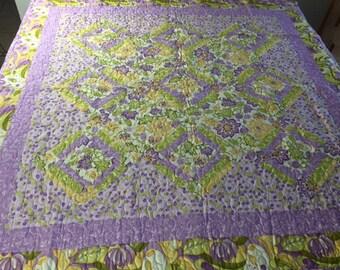 Handmade Quilts 60 x 611/2