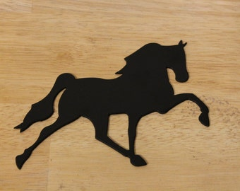 Tennessee Walking Horse- Metal Wall Hanging