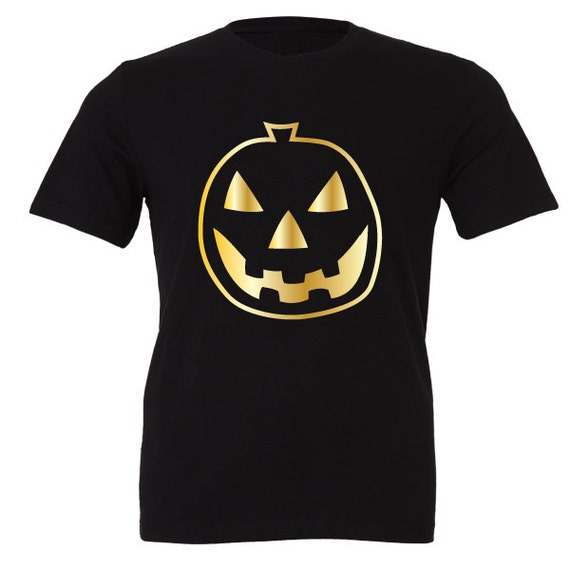 Scary Pumpkin Head Halloween T-Shirt perfect for the Holiday season, Trick or Treat or just Family Fun Days and Nights. Spooky