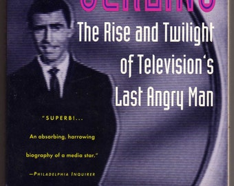 Rod SERLING - TWILIGHT ZONE - softcover Trade Paperback - 1994 Biography