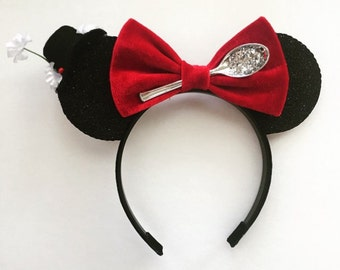 Mary Poppins Child Ears