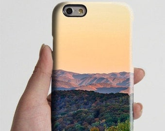 Mountain Sunset iPhone 7/6/6s Case,iPhone 7/6/6s Plus Case,iPhone SE/4s/5/5c/5s Case,Samsung Galaxy S7/S6 Edge,Galaxy S5/S4/S3,Note 5/4/3/2
