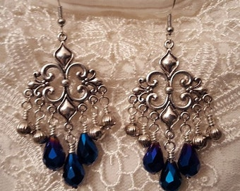 Fabulous Day Chandelier Earrings
