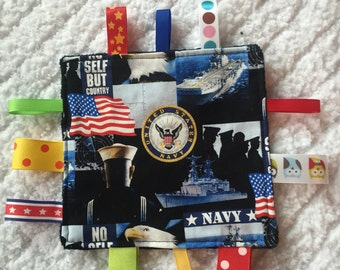 US Navy Baby Sensory Toy