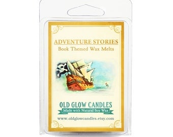 Adventure Stories - Scented Soy Wax Melts 80g