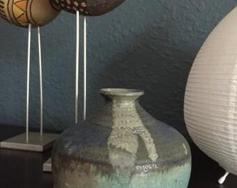 Stunning Vintage Studio Pottery Vase