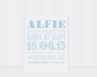 A5 Personalised Prints