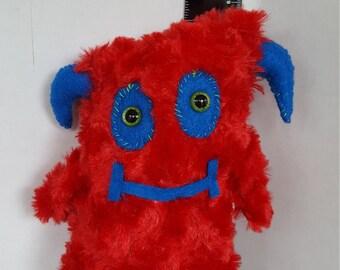 Small Plush Monster