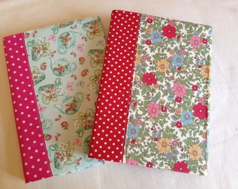 A5 Covered Notebook