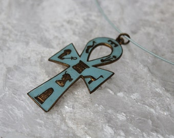 Egyptian Ankh Necklace
