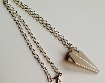 Sale   Origami   Paper Plane   Aeroplane   Necklace