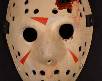 Friday the 13th: The Final Chapter Jason Voorhees Hockey Mask