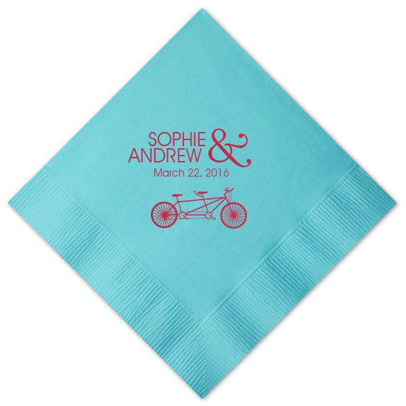 Napkins Cocktail Napkins Personalized Cocktail Napkins