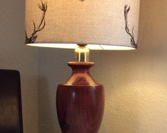 Stag Head Lampshades