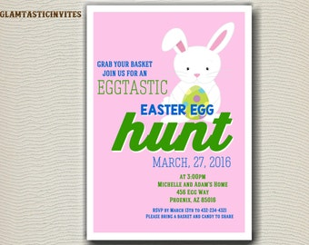 Easter Egg Hunt Invitation, Egg Hunt Invitation, Easter Invitation, Easter Egg Hunt Printable, Brunch Invitation, Egg Hunt, Easter, Invite