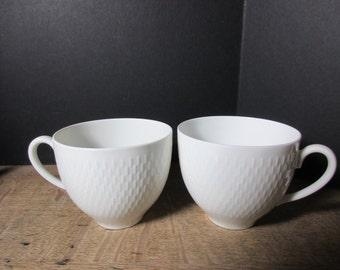Royal Copenhagen Wheat Coffee Cups